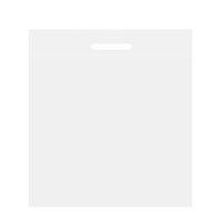 Taška odnosná LL 620x510/45my/9000, bílá, 300ks průhmat