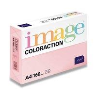 Papír COLORACTION A4/160g/250 Pastelově růžová - OPI74 Tropic