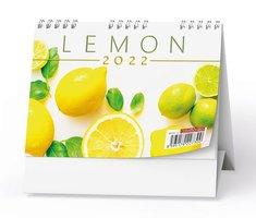 Kalendář stolní - Lemon - mini BSA0-22