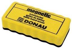 Houba magnetická,  žlutá, na bílou magnetickou tabuli,  2.4 x 11 x 5.7cm