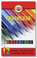 Pastelky 8756/12 PROGRESSO