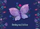 Desky A5 - číslice Motýl 1-16320