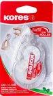 Refill Roller KORES s vym.páskou 4,2mm/10m 84424